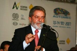 Ex-presidente Lula ignorou Goiás no primeiro roteiro de viagens que vai cumprir