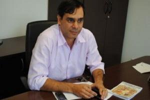 Vereador Wellington Peixoto (PMDB): conduzido de forma coercitiva ao Ministério Público