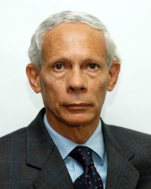Desembargador Alan Sena Conceição: na alça de mira do ex-prefeito Iris Rezende (PMDB)