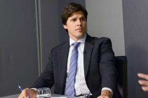 Deputado Daniel Vilela, filho de Maguito: ele não estava em plenário no momento da obstrução
