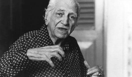 Escritor Gilberto Freyre, autor de Casa Grande e Senzala