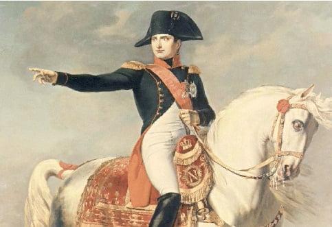 Resultado de imagem para napoleão retorna a frança