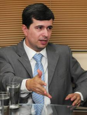 Promotor Elvio Vicente: prefeito Maguito se diz perseguido por ele