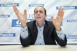 Gugu Nader vai trocar PMDB pelo PT: crise