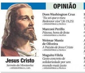 jesus artigo