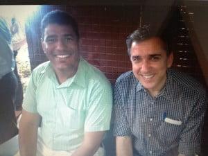À direita, João Bosco Bittencourt: culpado