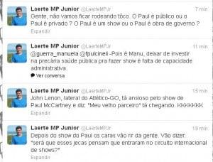 jornalista laerte