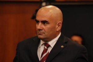 Deputado Paulo Cezar Martins: suspeito número 1 de traição no PMDB