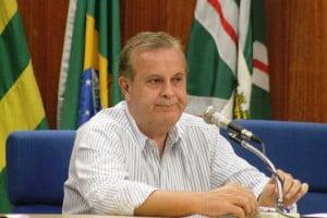 Paulo Garcia: alvo de críticas da jornalista