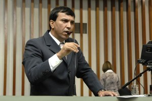 Secretário municipal Waguinho Siqueira: ataques ao MP