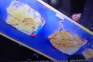 comida camara