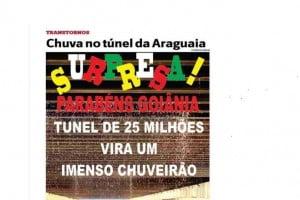 tunel chuveirao