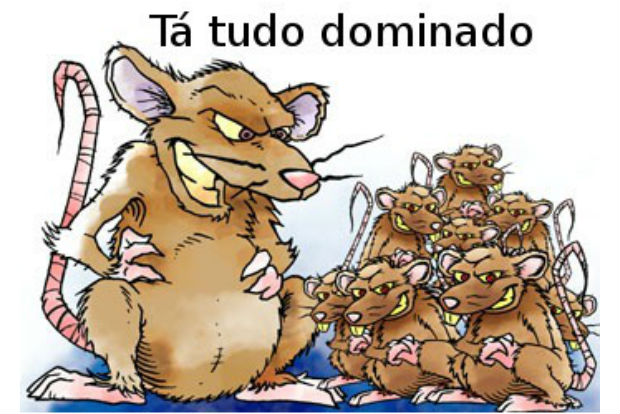 Ratos no Congresso