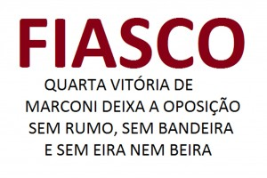 fiasco-oposicao