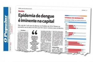 epidemia dengue